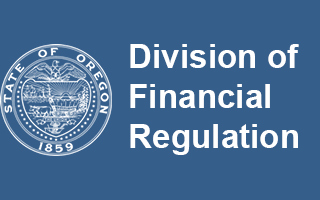 Oregon - Division of Financial Regulation